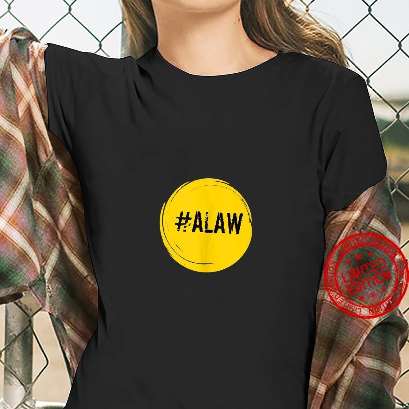 #ALAW Leeds Shirt ladies tee