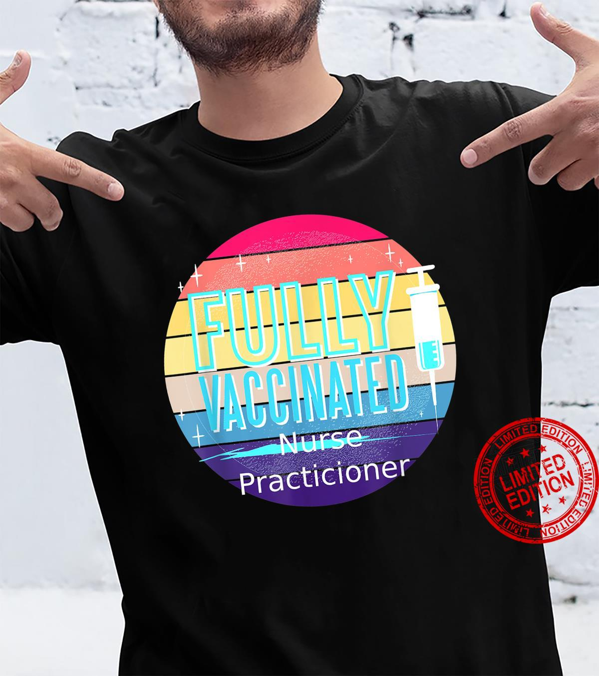 Fully Vaccinated Nutritionist Shirt