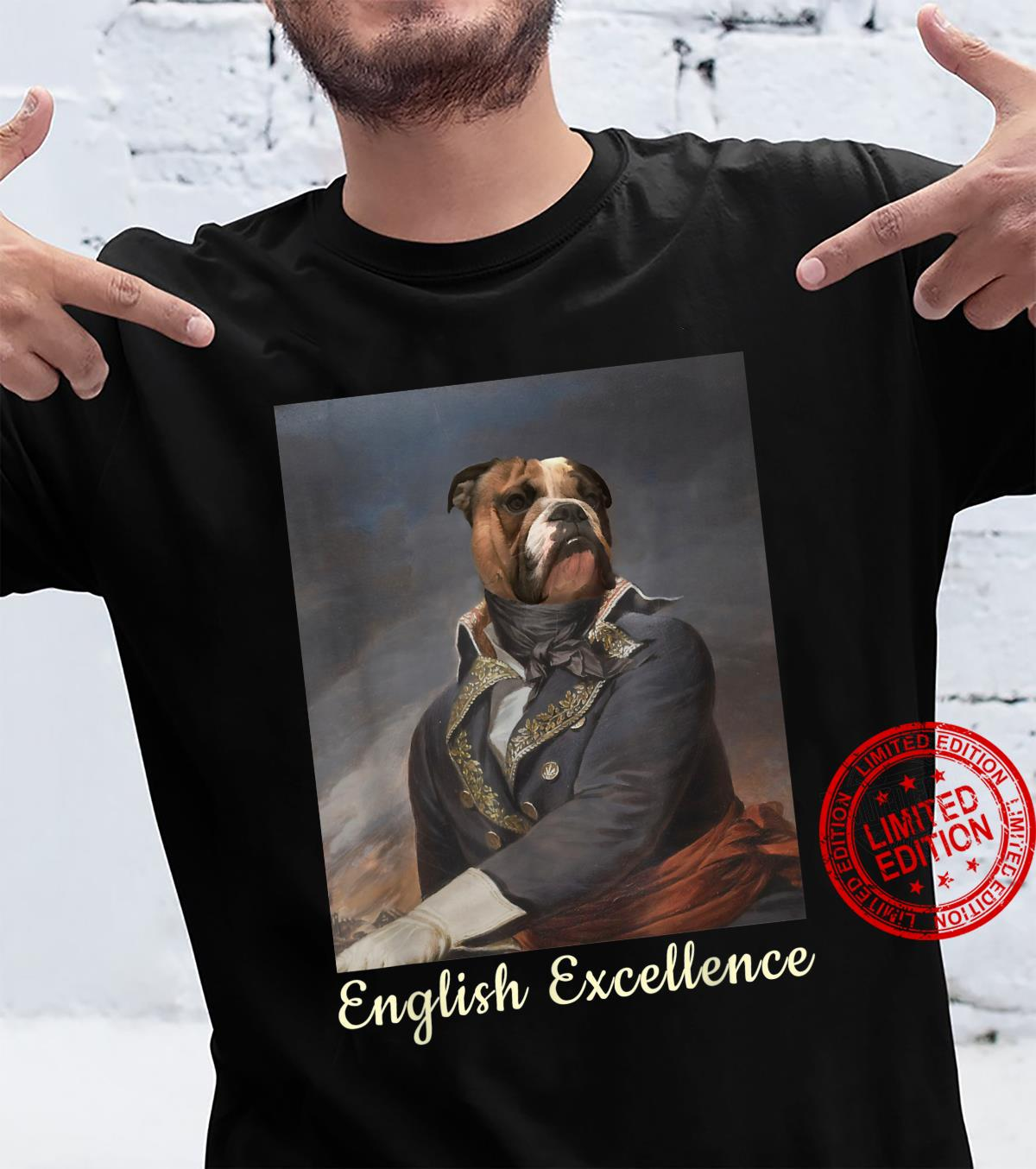 Funny English Bulldog Shirt
