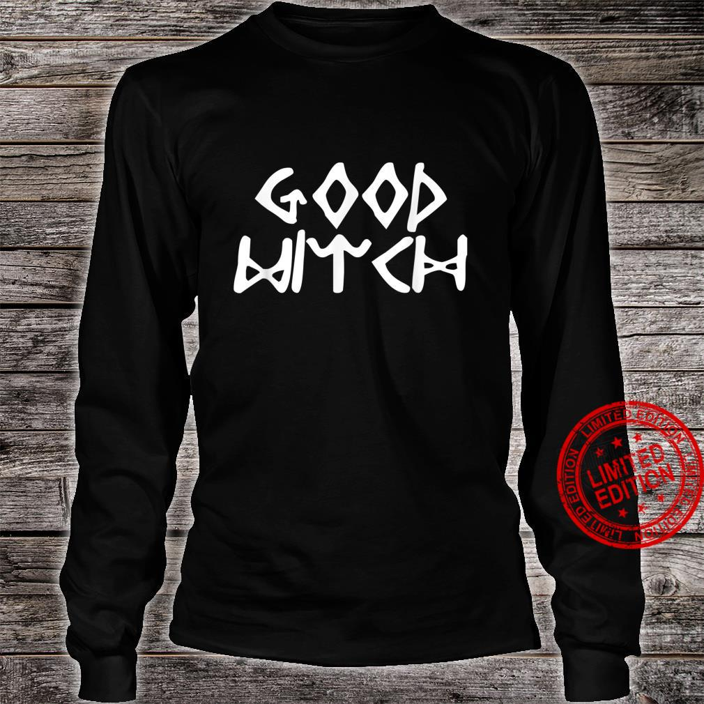 Good witch last minute Halloween costume Shirt long sleeved