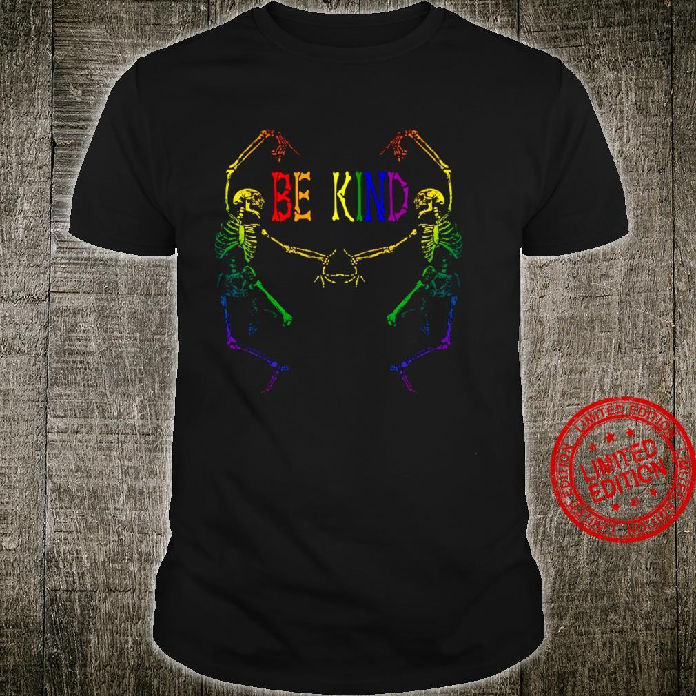 Skeleton Be Kind Shirt