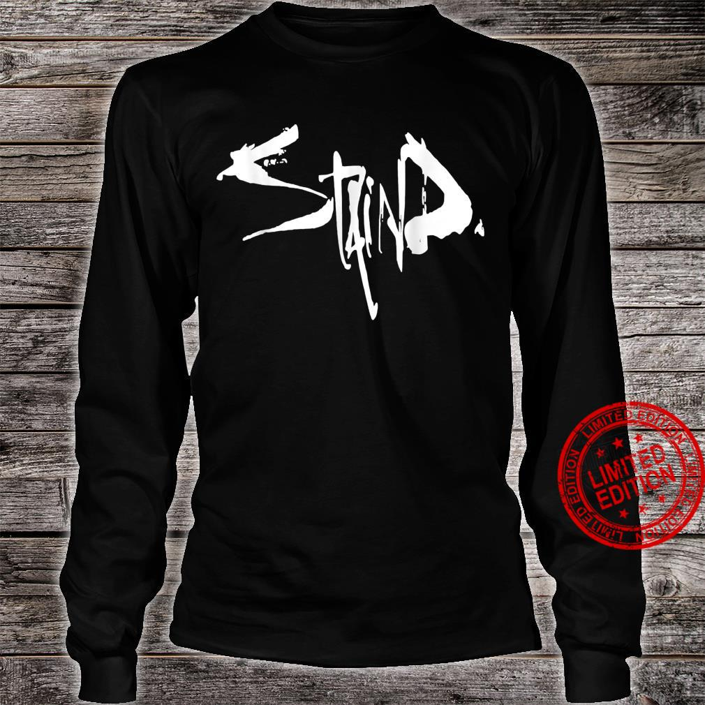 Stainds Band Shirt long sleeved