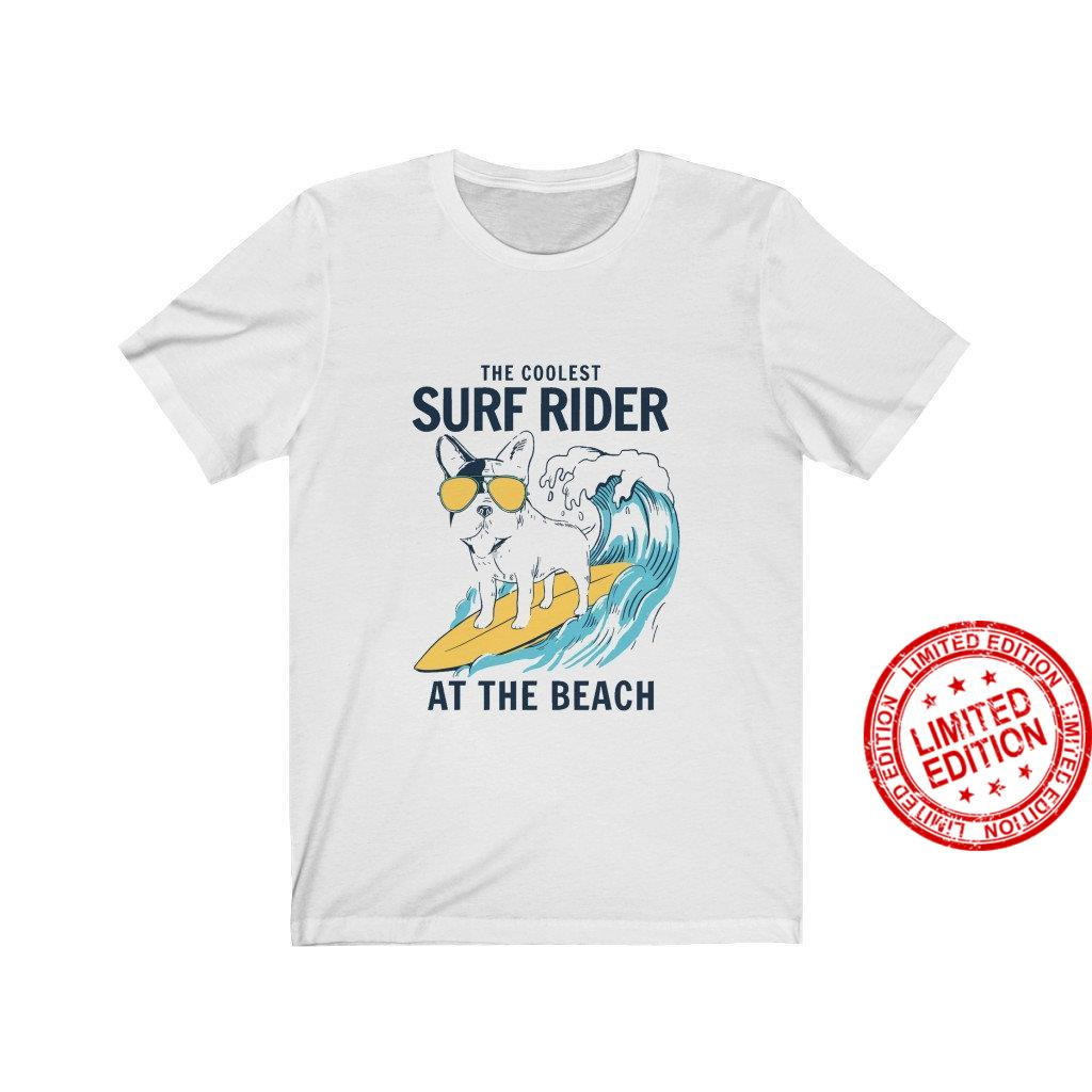 The Coolest Surf Rider At The Beach Shirt