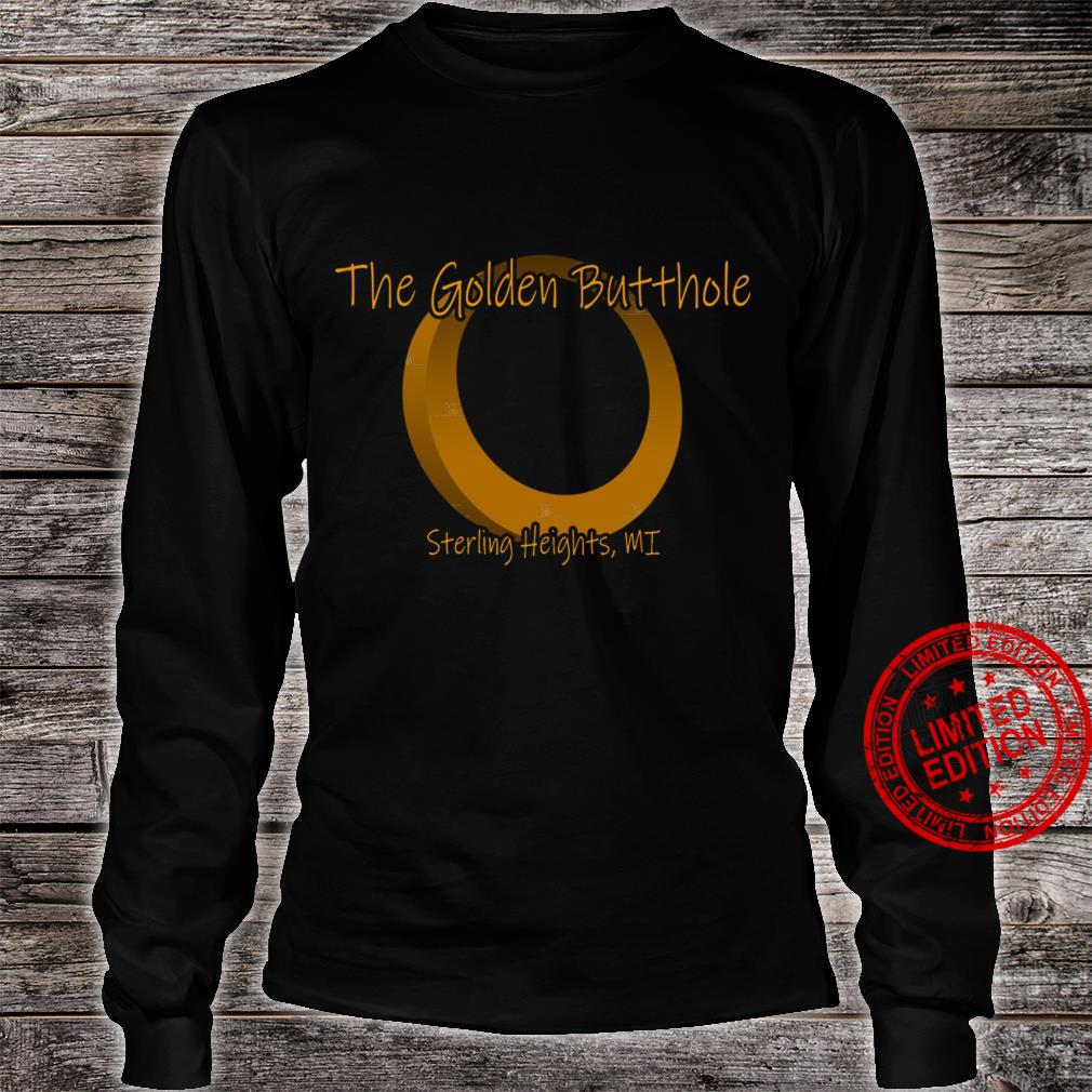 The Golden But Thole sterling heights shirt long sleeved