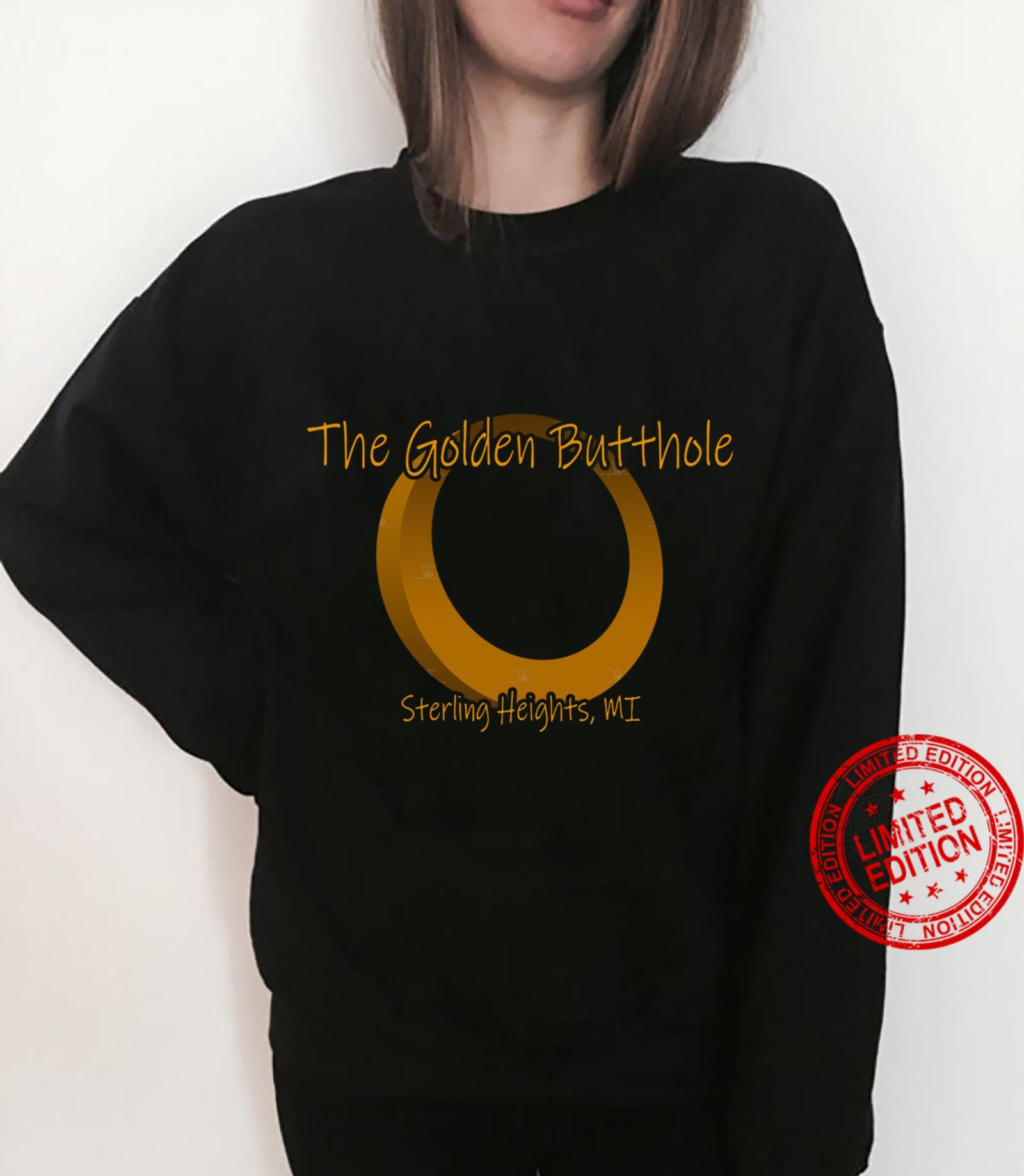 The Golden But Thole sterling heights shirt sweater