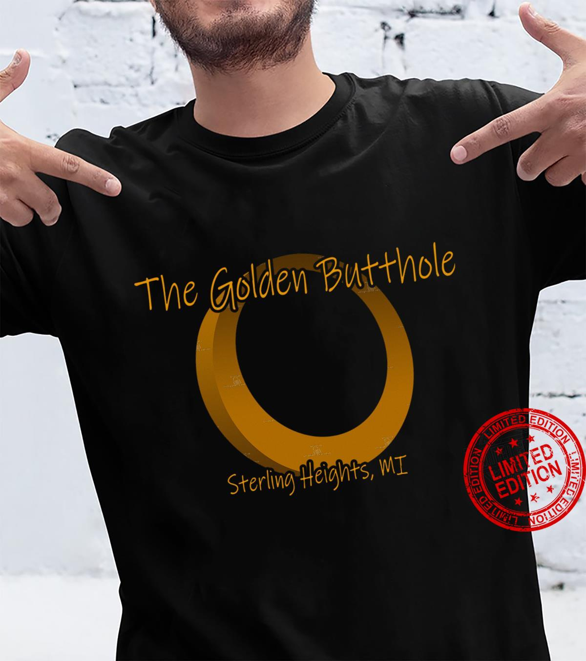 The Golden But Thole sterling heights shirt