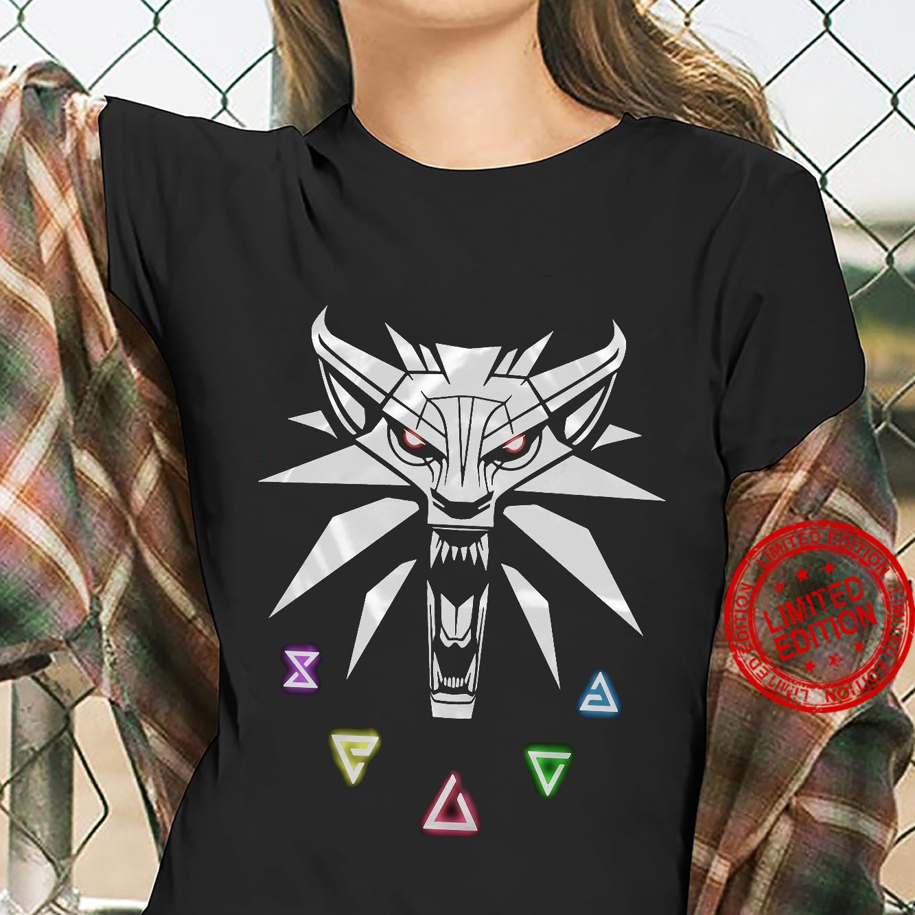 The Witcher Shirt ladies tee