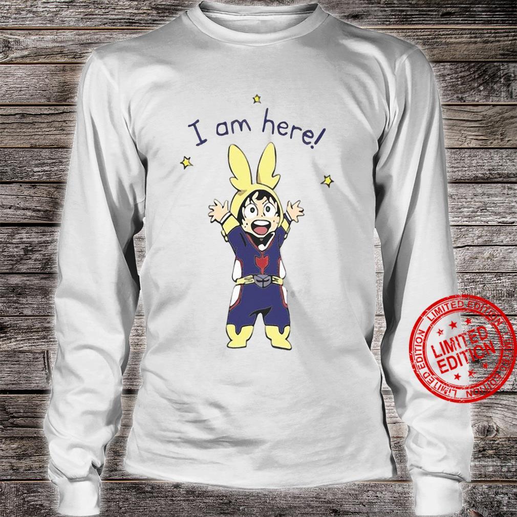 Unisex Comic My Hero Academia , Comic Boku No Hero Academia T-Shirt long sleeved