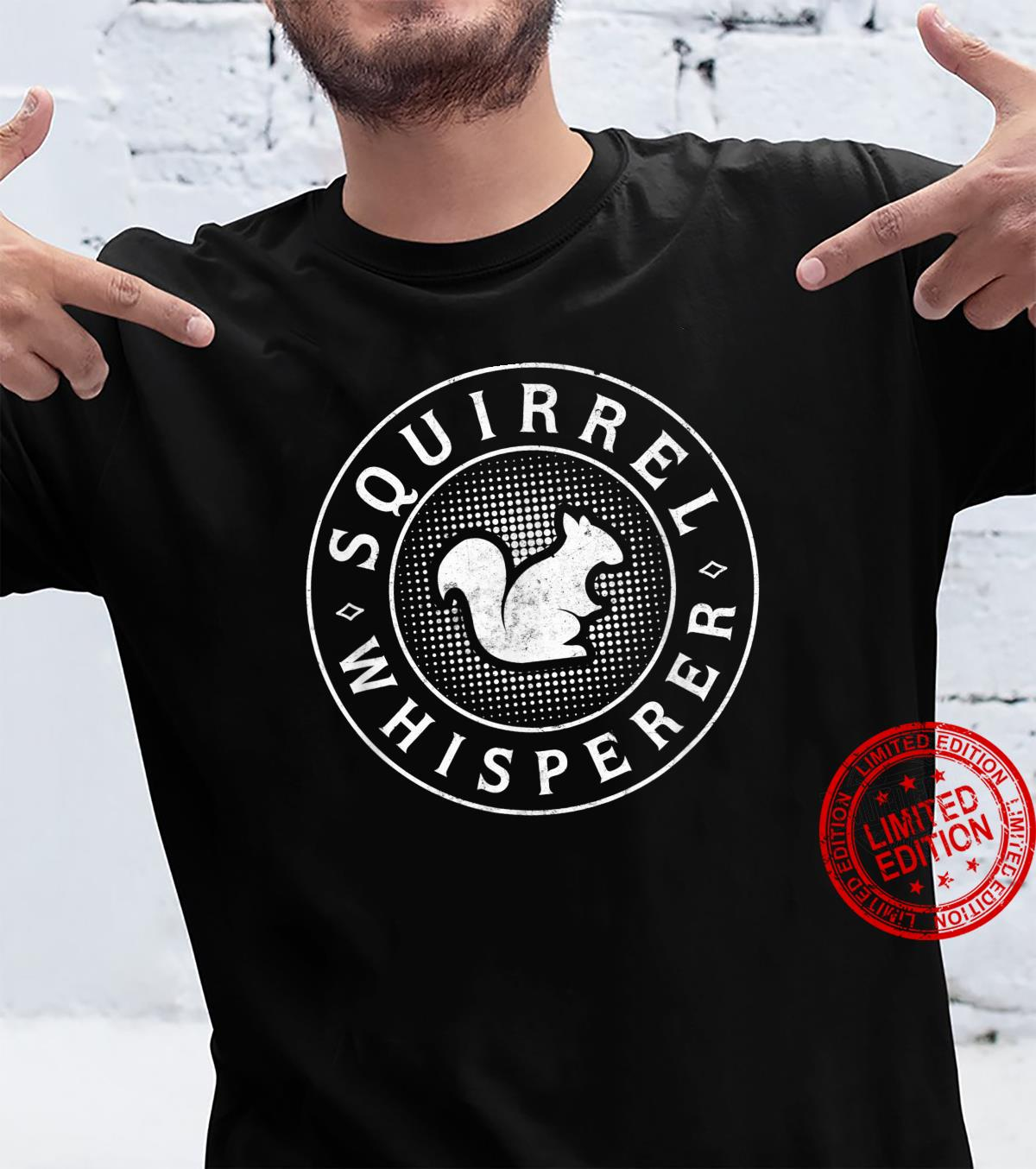 Vintage Squirrel Whisperer Shirt