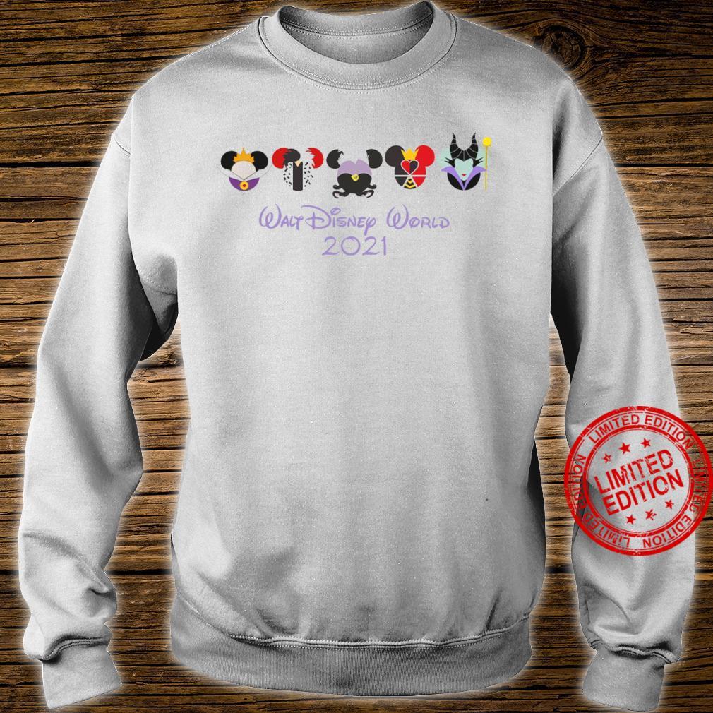 Walt Disney World 2021 Shirt sweater