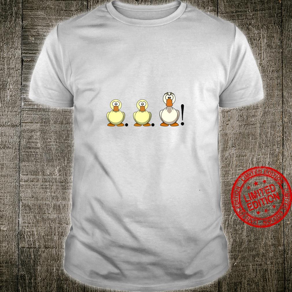 Womens D.D Goose Shirt
