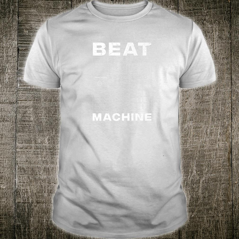 16 Pads Beat Machine Shirt