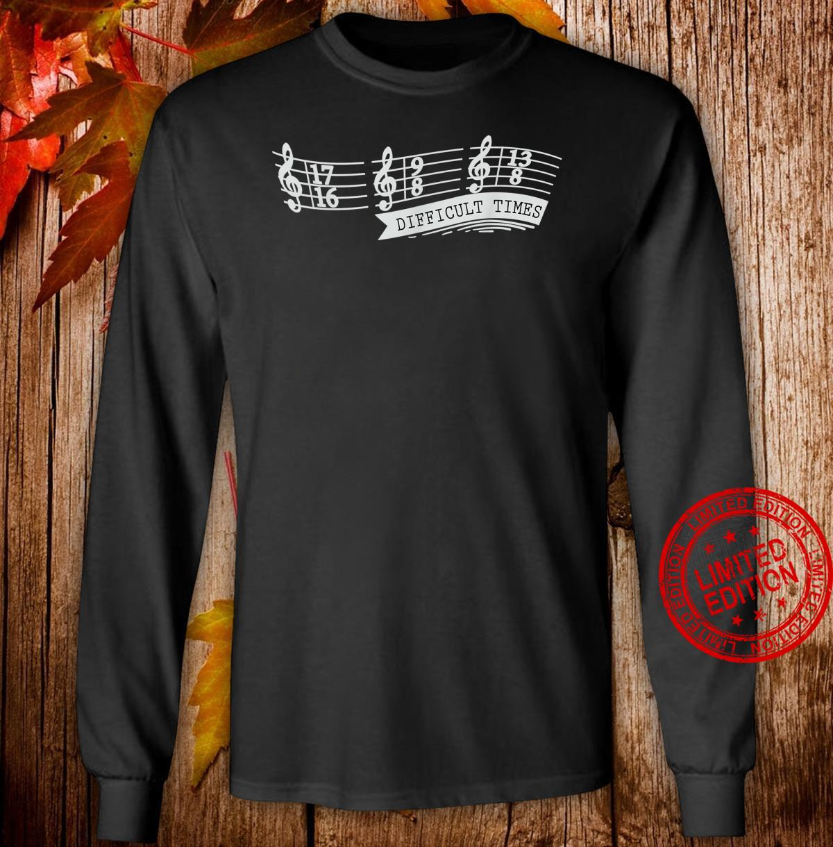 1716 98 138 Difficult For Cool Melodys Shirt long sleeved