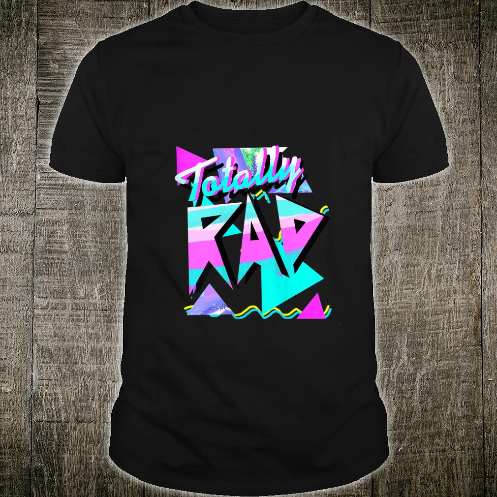 1980'sStyle Totally Rad 80s Casual Hipster v.10.1Pink Shirt