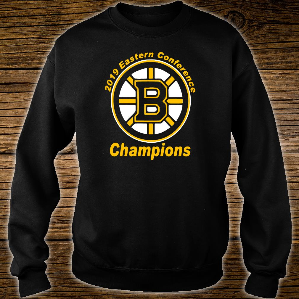 2019 Boston Eastern conference champions shirt sweater