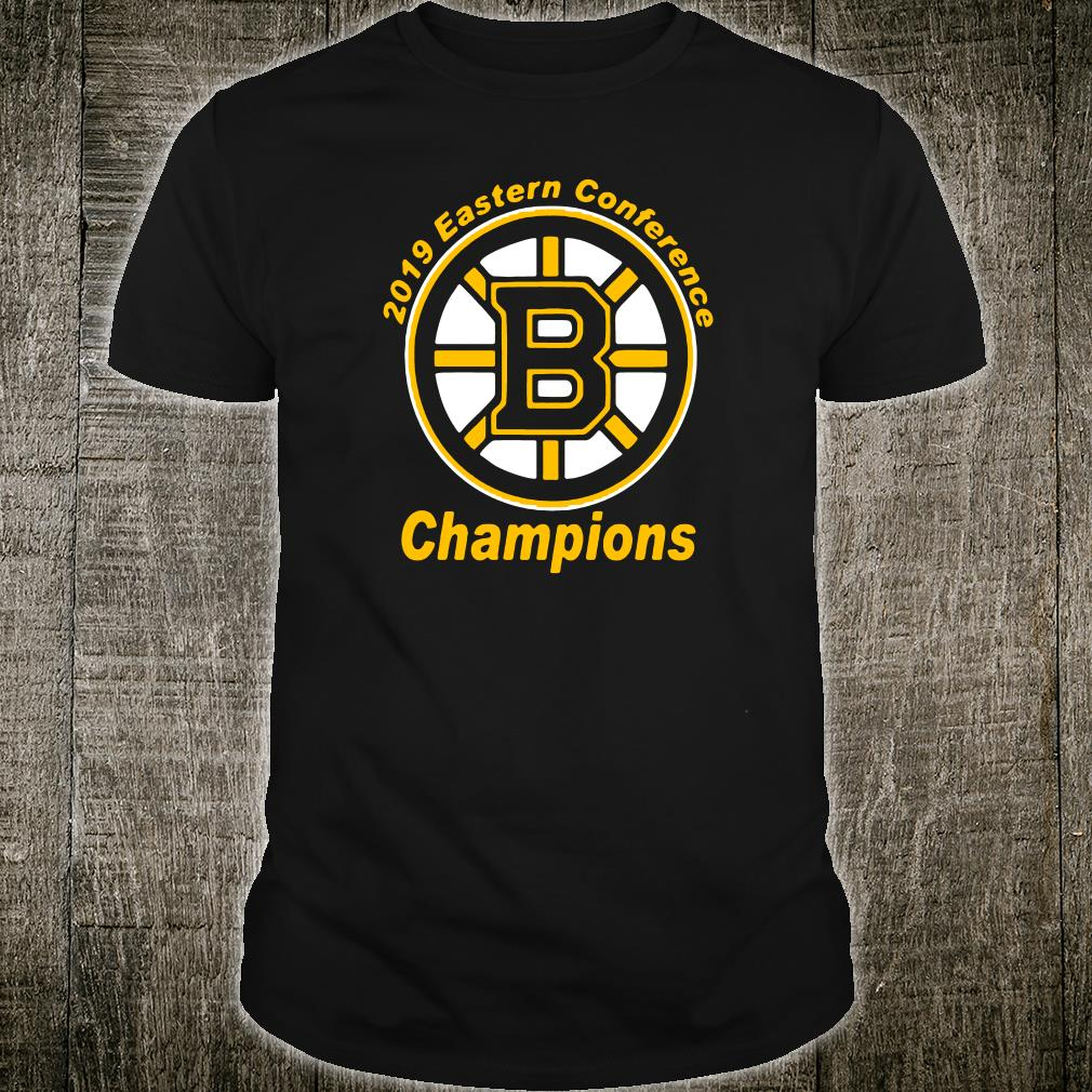 2019 Boston Eastern conference champions shirt