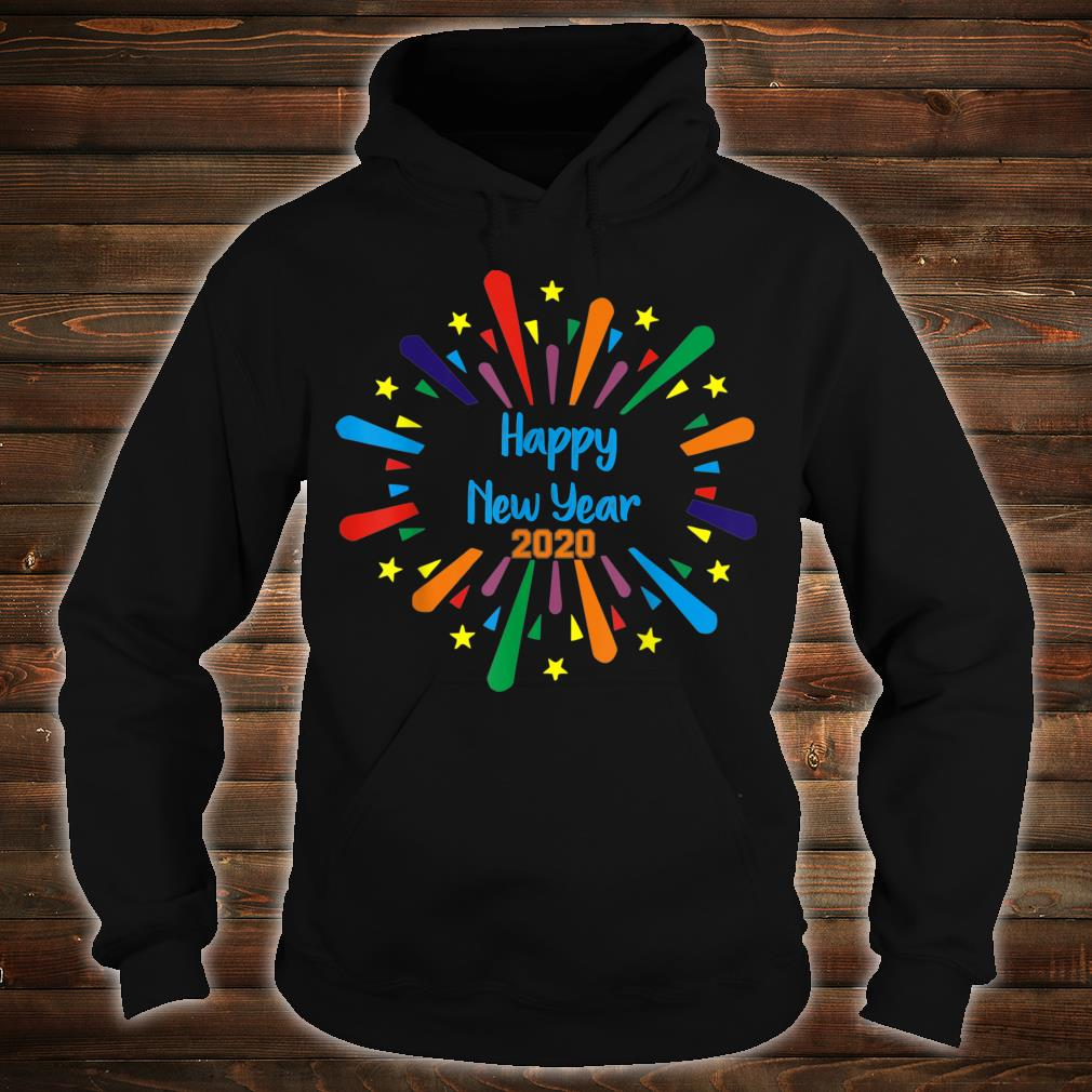 2020 Happy New Year gift Shirt hoodie