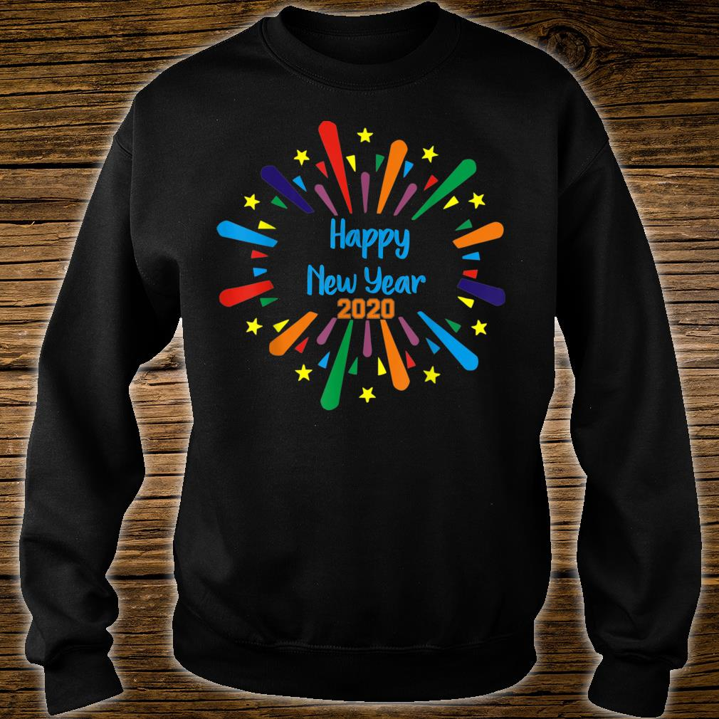 2020 Happy New Year gift Shirt sweater