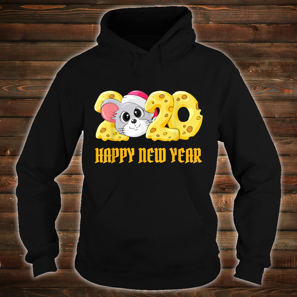 2020 Year of The Rat Happy Chinese New Year Shirt hoodie