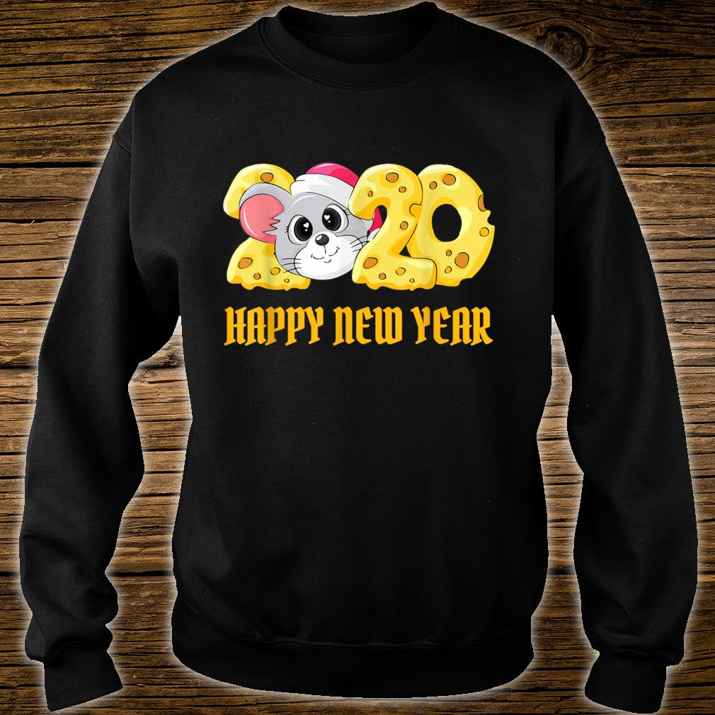 2020 Year of The Rat Happy Chinese New Year Shirt sweater