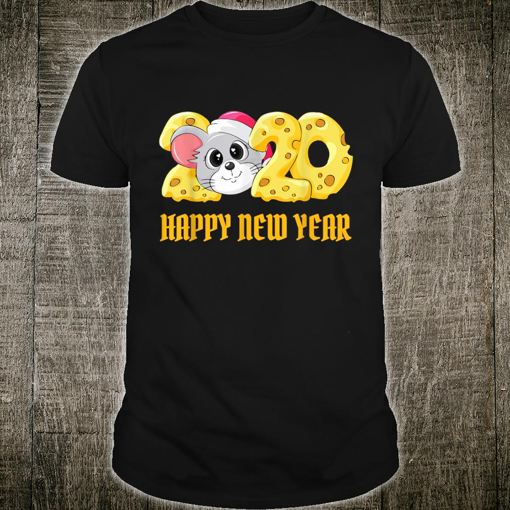 2020 Year of The Rat Happy Chinese New Year Shirt