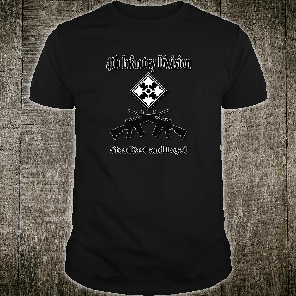 4th Infantry Division Shirt