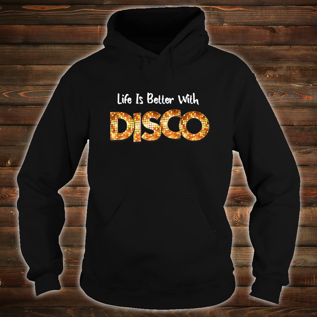 70's 80s Disco Dancing Party Vintage Retro Old School Outfit Shirt hoodie