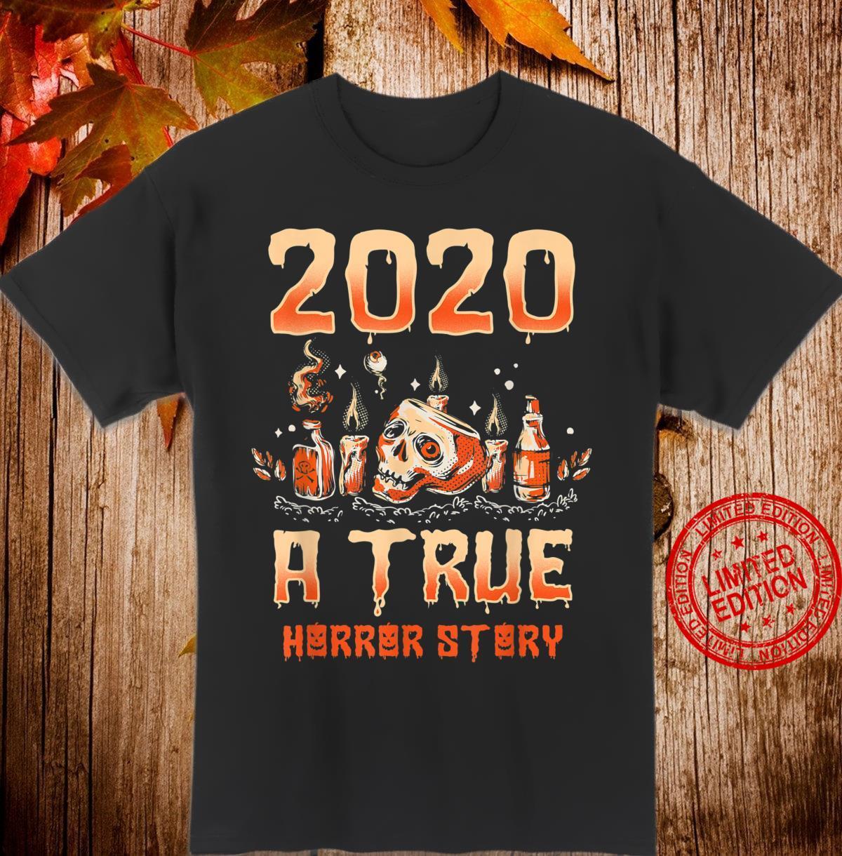 A True Horror Story Halloween 2020 Quarantine Shirt