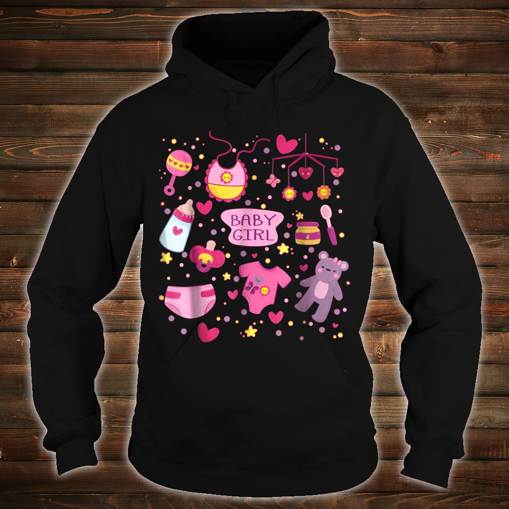 ABDL Adult Baby Diaper BABY GIRL Collection Shirt hoodie