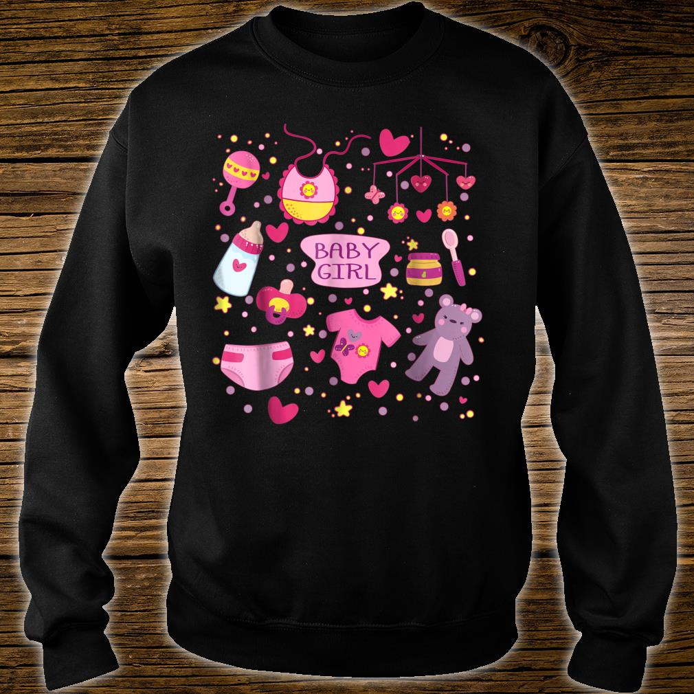 ABDL Adult Baby Diaper BABY GIRL Collection Shirt sweater