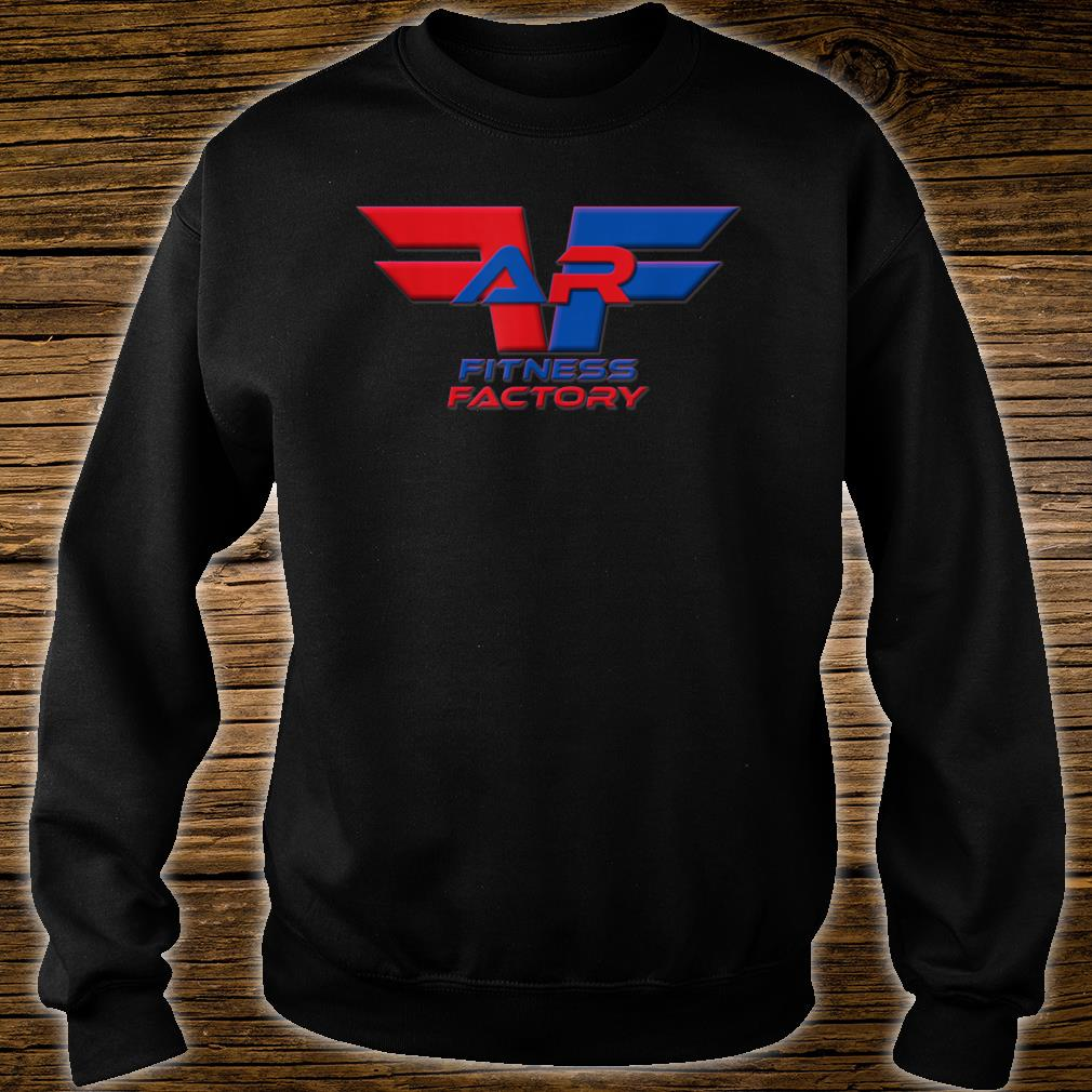 AR Fitness Factory Wings Shirt sweater
