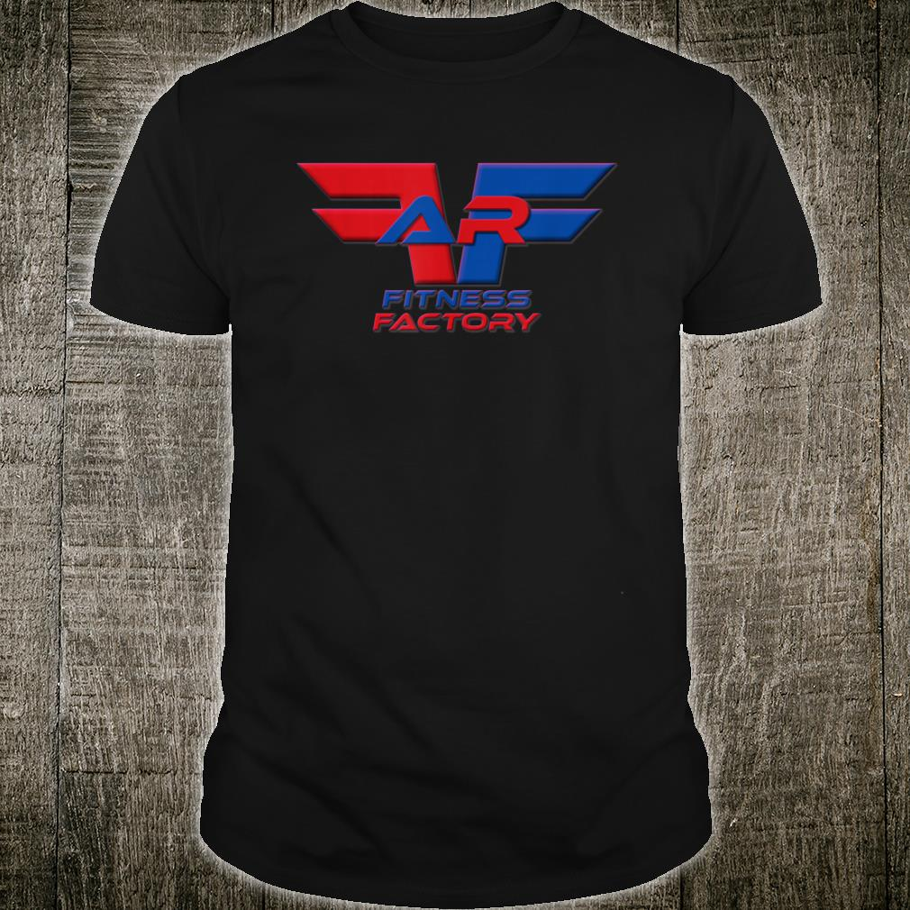 AR Fitness Factory Wings Shirt