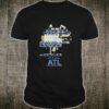 ATL Hartsfield Jackson Atlanta Int'l Airport Art Pilot Shirt