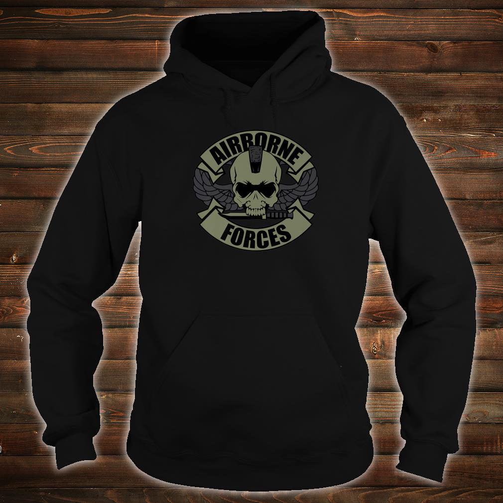 Airborne Forces Shirt hoodie