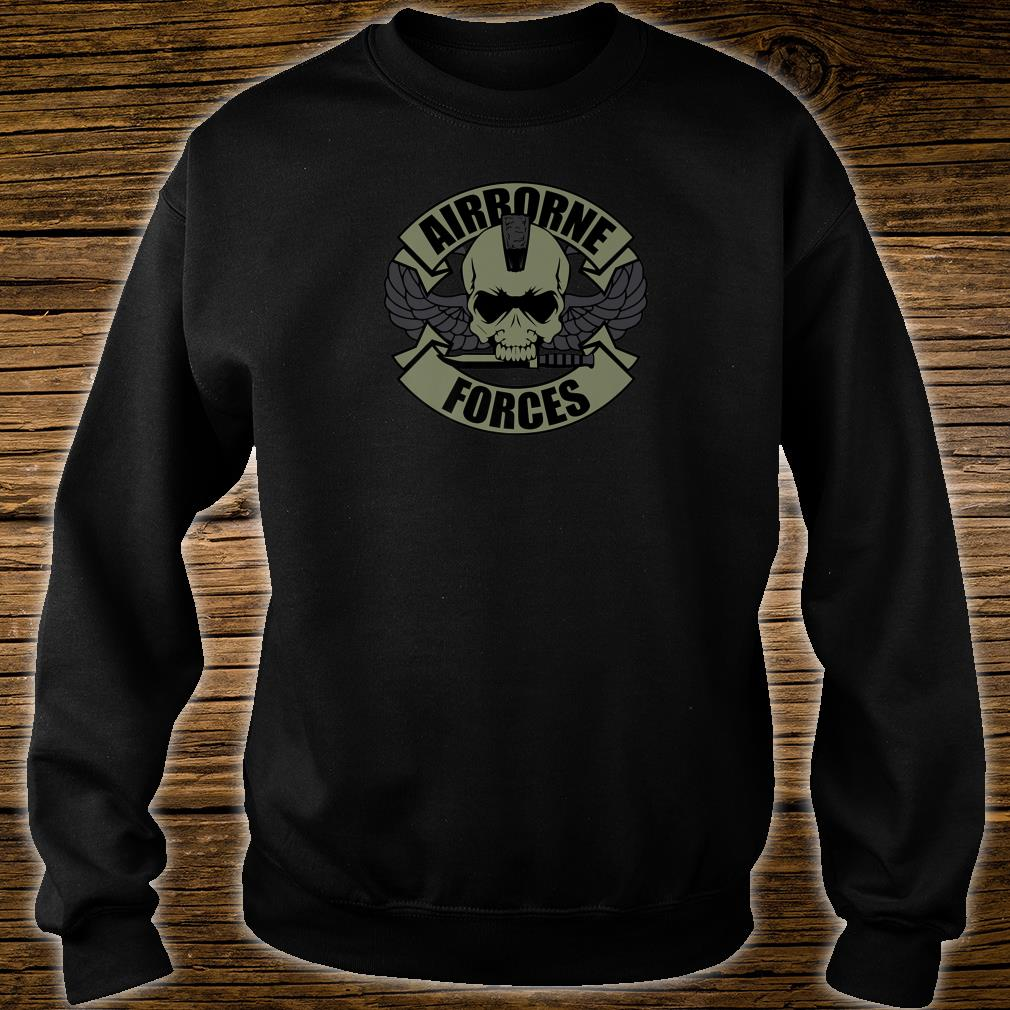 Airborne Forces Shirt sweater
