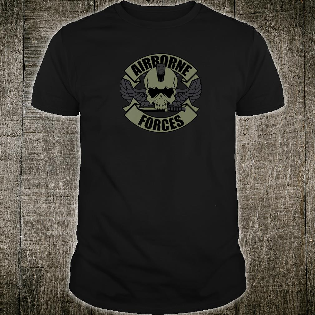 Airborne Forces Shirt