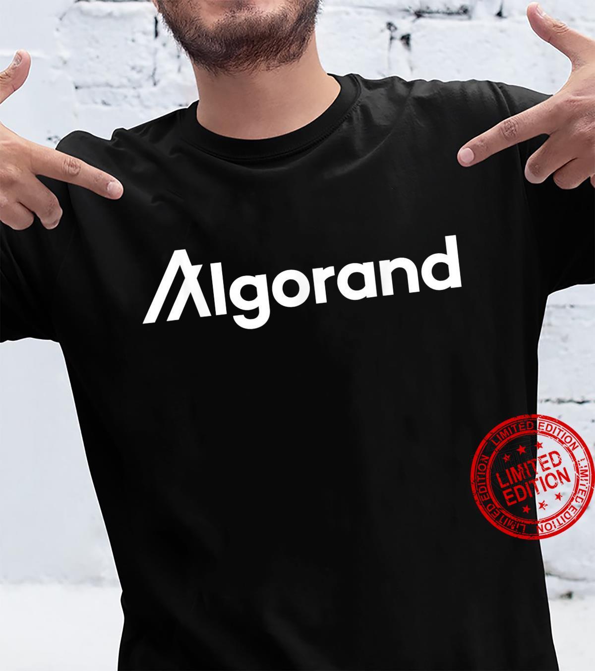 Algorand Shirt