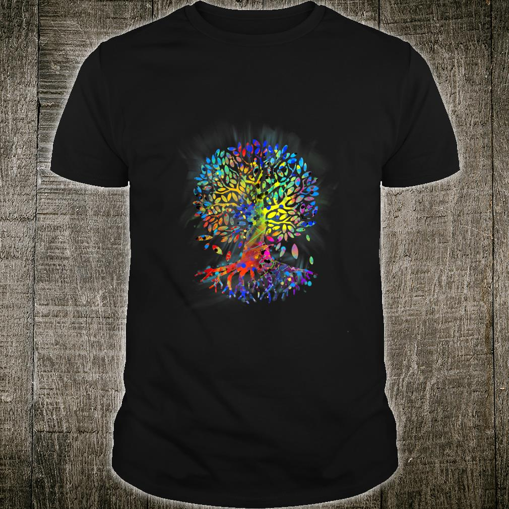 Awesome Tree Of Life Meditation The Tree Of Life Shirt