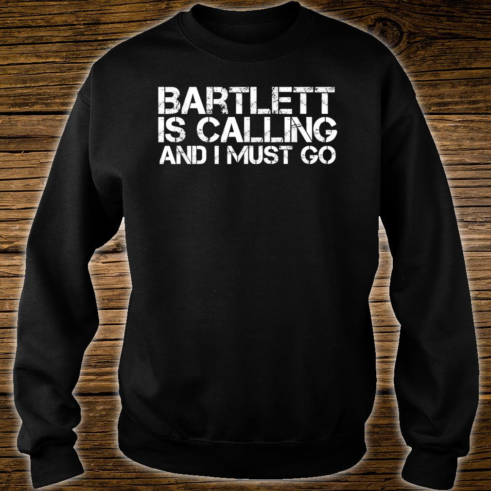 BARTLETT TN TENNESSEE City Trip Home Roots USA Shirt sweater