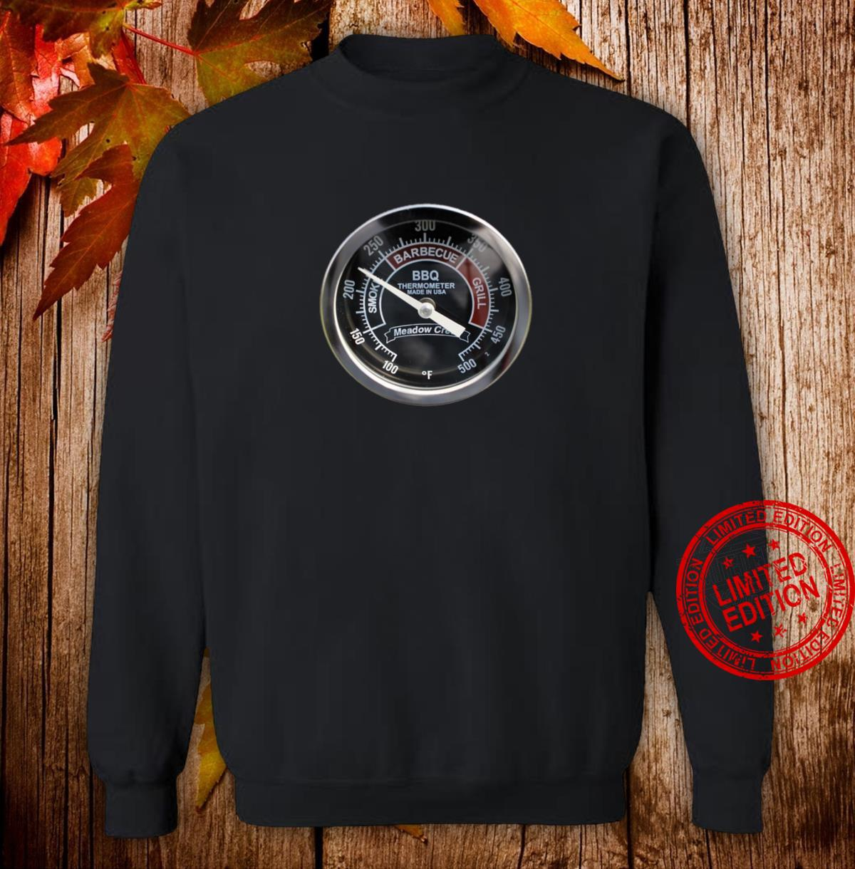 BBQ Perfection 225 Degrees Shirt sweater