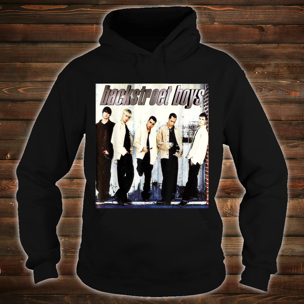 Backstreet Boys Straight Through My Heart Shirt hoodie