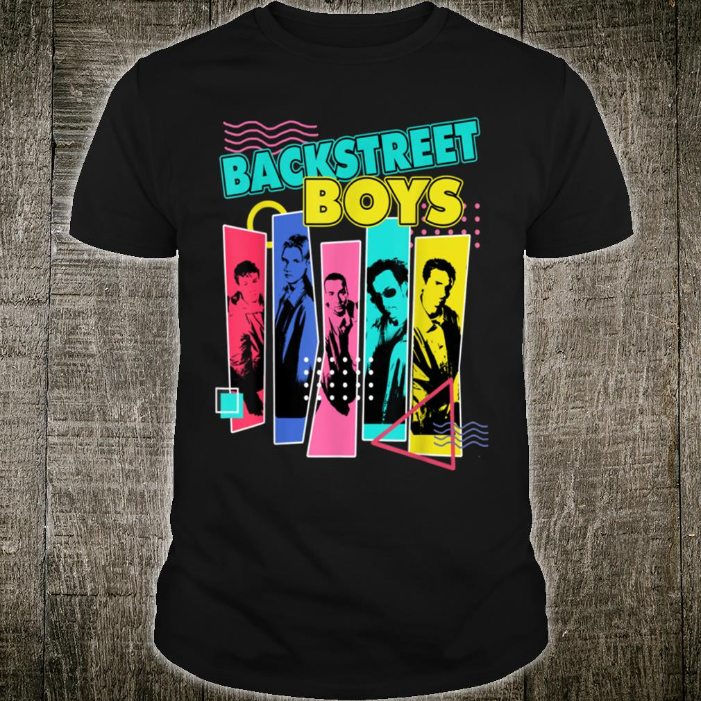 Backstreet Boys Straight Through My Heart Shirt