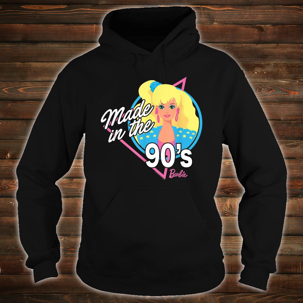 Barbie 60th Anniversary Made in the 90s shirt hoodie