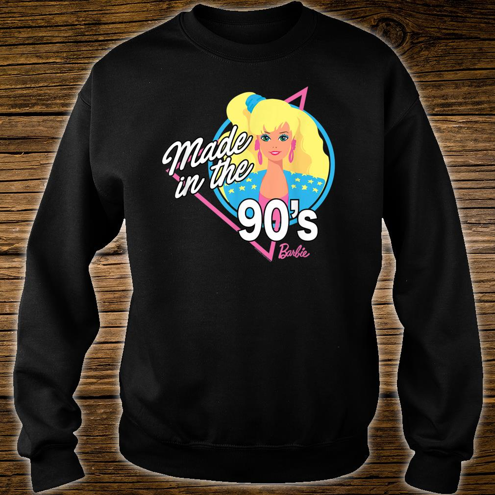 Barbie 60th Anniversary Made in the 90s shirt sweater