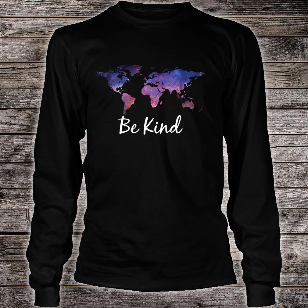 Be Kind Shirt long sleeved