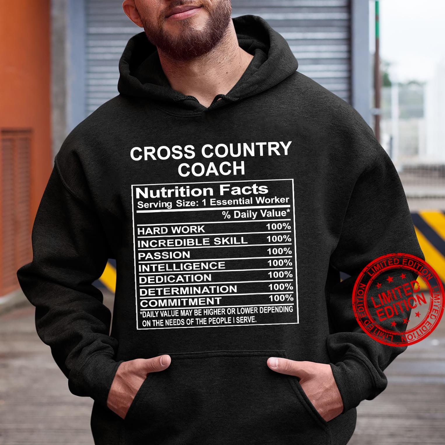 Cross Country Coach Appreciation Shirt hoodie