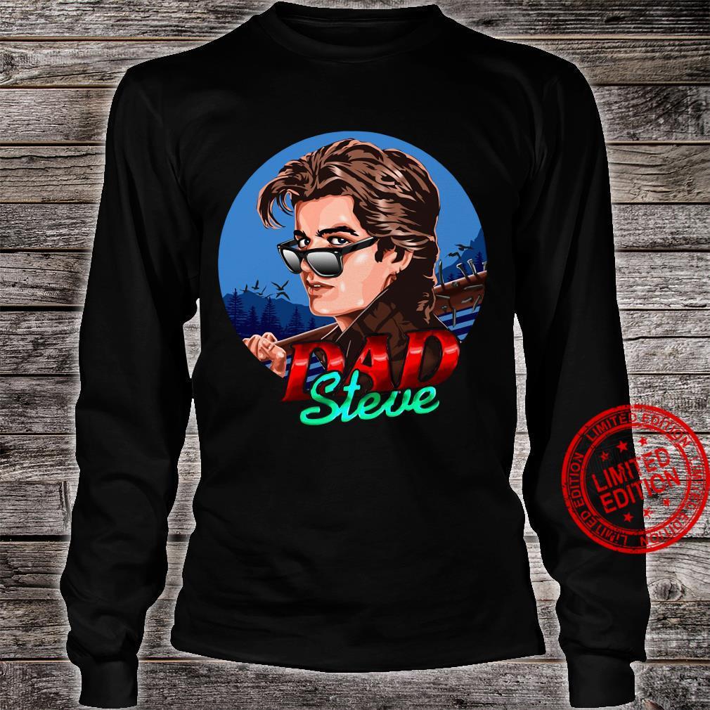Dad Steve Stranger Things 3 shirt long sleeved