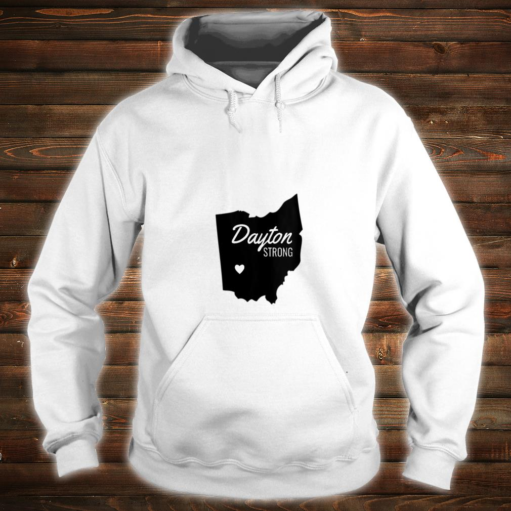 Dayton Strong Ohio Remembrance V-Neck Shirt hoodie
