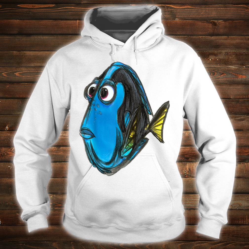 Disney Pixar Finding Nemo Dory Color Shirt hoodie