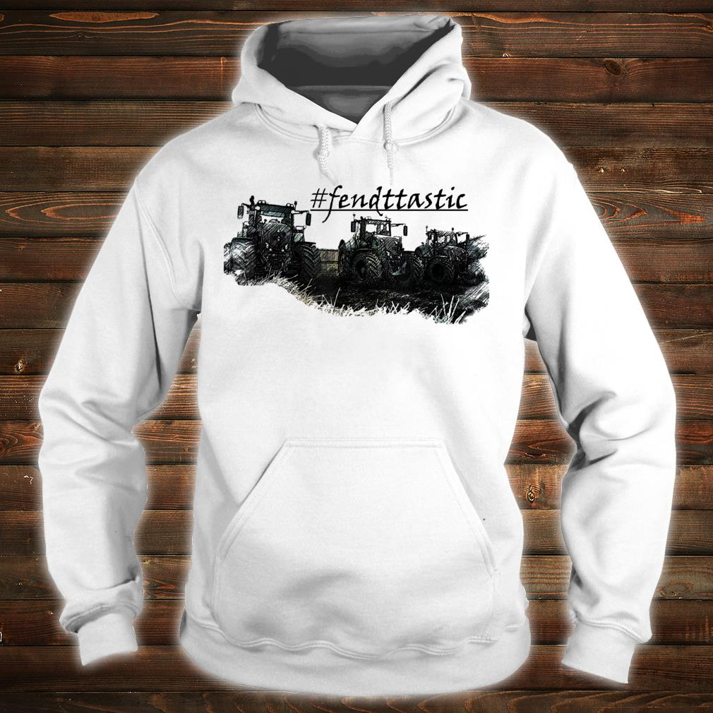# Fendttastic farmers love to ride the tractor inthefield Shirt hoodie